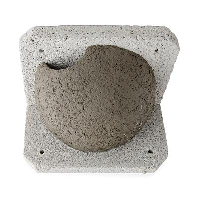 Woodstone® House Martin Nest - Single Left Entrance