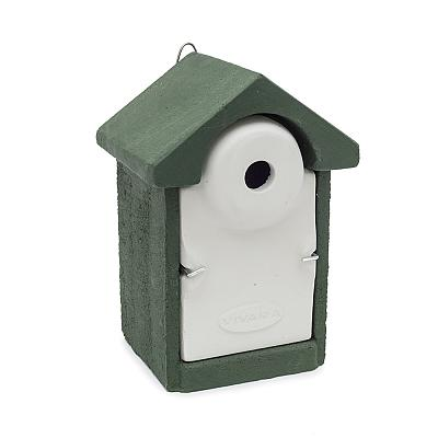 Woodstone® Seville Nest Box 28mm (Green)