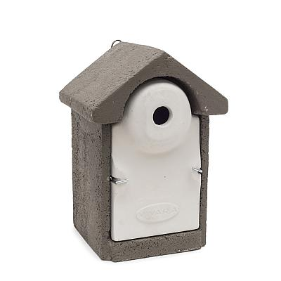 Woodstone® Seville Nest Box 28mm (Grey)