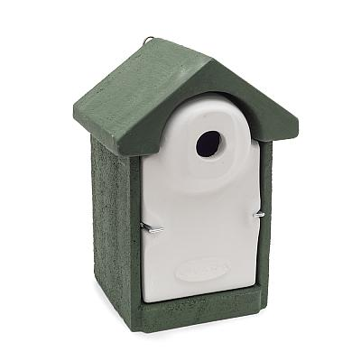 Woodstone® Seville Nest Box 32mm (Green)