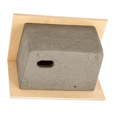 Woodstone® Swift Nest Box (Plywood Back)