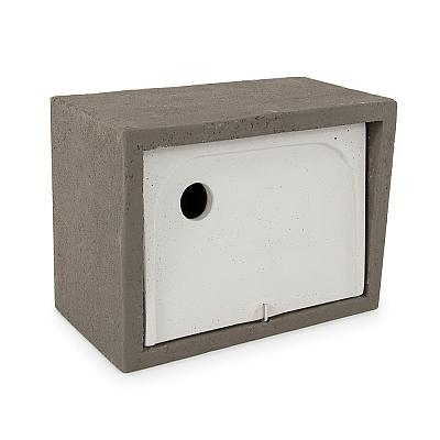 Woodstone® Single Chamber House Sparrow Nest Box