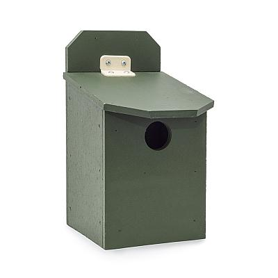 Eco-Plate House Sparrow Multi Box 34mm Hole (Middle Entrance)