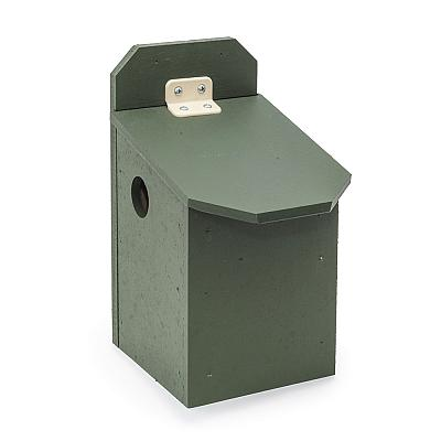Eco-Plate House Sparrow Multi Box 34mm Hole (Left Entrance)