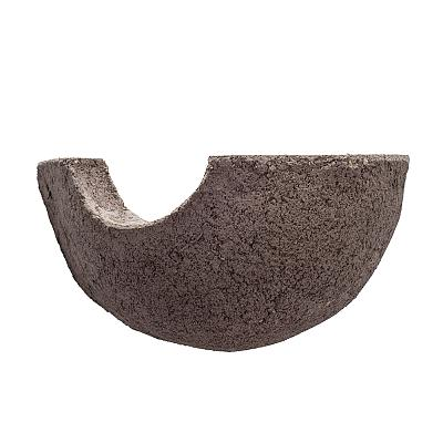 Woodstone® House Martin Nest Bowl - Right Entrance (No Back)